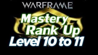 Warframe Beta - Mastery Rank 11 Teszt (HD)