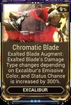 Chromatic Blade