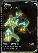 Obus Corrompu