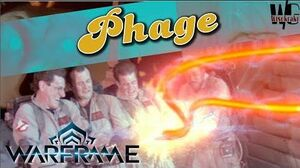 PHAGE BEAM CROSSINGS - Reverse Ghostbusters 5 forma - Warframe