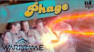 PHAGE BEAM CROSSINGS - Reverse Ghostbusters 5 forma - Warframe