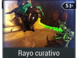 Rayo curativo