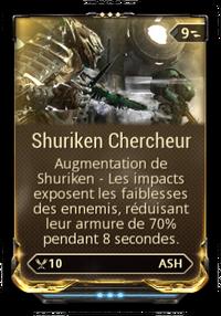 Shuriken chercheur
