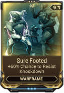 Sure Footed