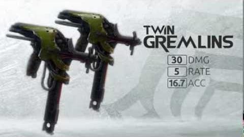 Tenno Reinforcement - Twin Gremlins