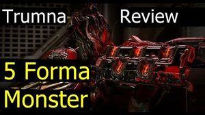 5 Forma Trumna Review - Heavy Powerhouse (Warframe)