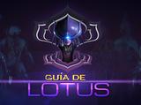 Guía de Lotus