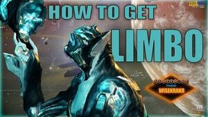 HOW TO GET THE LIMBO - Warframe Hints Tips