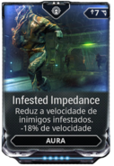 Infested Impedance