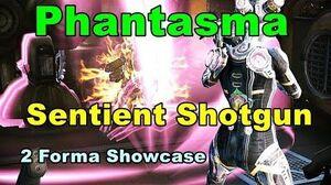 Phantasma Shotgun Showcase (2 Forma)