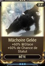 Mâchoire Gelée