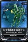 Munición patógena
