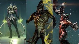 Warframe - All Idle Animation Sets (Part 2 - Frames from 2013)