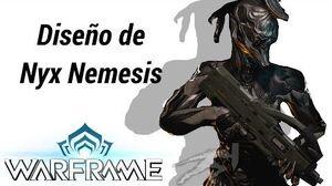 Warframe Diseño de la armadura de Nyx Nemesis (Nyx Nemesis Amor Skin)