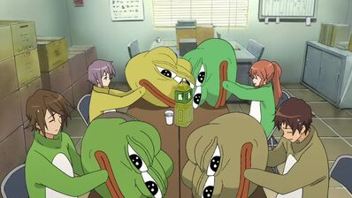 Anime-разное-pepe-the-frog-4384875