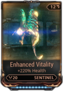 Enhanced Vitality