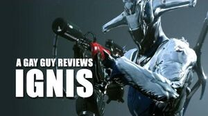 A Gay Guy Reviews Ignis, The Gun For Fun