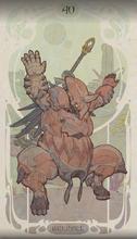 GrendelTarotCard