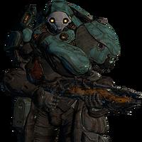 Grineer EliteSturmsoldat