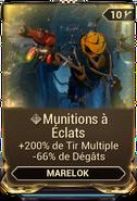 Munitions à Éclats