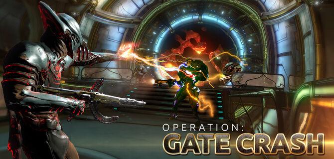 Operation gatecrash