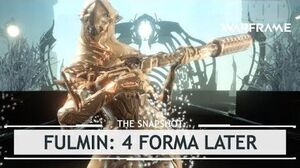 Warframe Fulmin, Screwed But in a Good Way - 4 Forma Build thesnapshot