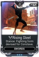 Rising Steel