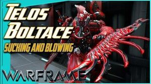 TELOS BOLTACE Builds - What is Stormpath? 2 forma - Warframe