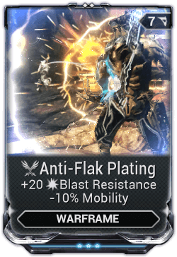 Anti Flak Plating Warframe Wiki Fandom Powered By Wikia