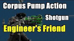 Arca Plasmor Pump-Action Pulse Shotgun - Full Review (Warframe)