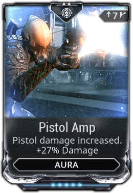 Pistol Amp Warframe Wiki Fandom Powered By Wikia