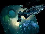 Подводная лаборатория Гринир
