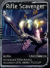 Rifle Scavenger Aura
