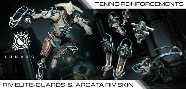 UpdateLunaro TennoReinforcements