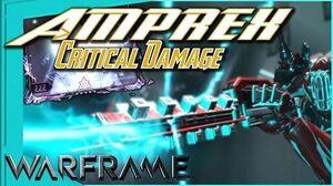AMPREX CRITICAL RIVEN MOD - OP Lightning Strikes 5 forma - Warframe
