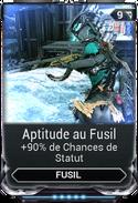 Aptitude au Fusil