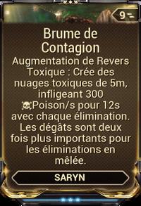 Brume de Contagion
