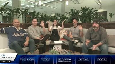 Warframe Devstream 101