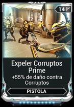 Expeler Corruptos Prime