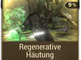 Regenerative Häutung