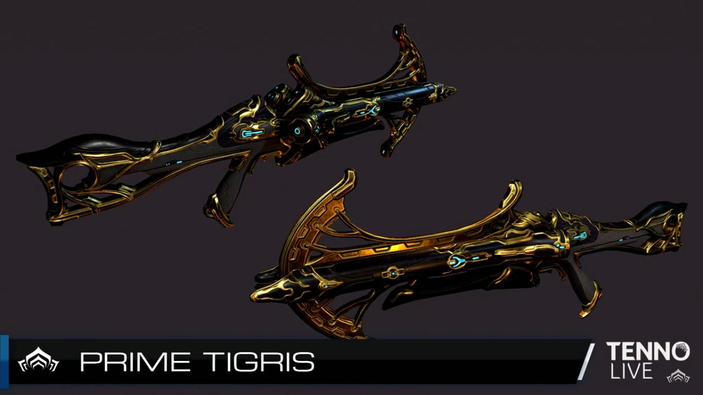 Tigris Prime | WARFRAME Wiki | FANDOM powered by Wikia