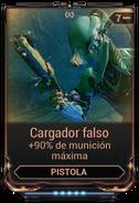 Cargador falso