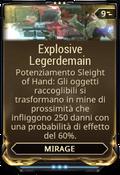 ExplosiveLegerdemain