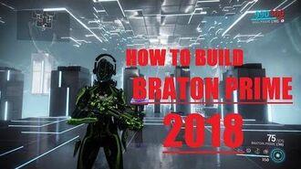 How to build braton prime warframe build (2018)-0