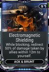 ElectromagneticShieldingMod