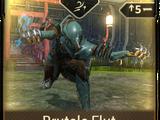Brutale Flut