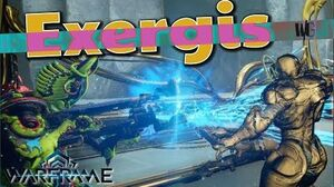 Warframe Build - EXERGIS ENERGISE - 2 forma