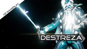 Destreza - Warframe gameplay