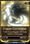 Frappe CorrompueU145