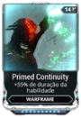PrimedContinuity